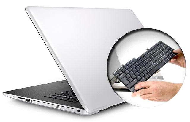 Ремонт, замена или чистка клавиатуры в КомпрайЭкспресс